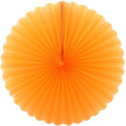 페이퍼휠 35cm 오렌지