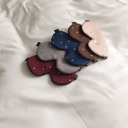 little star sleep mask(5colors)