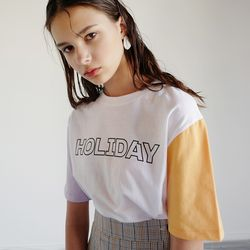 HOLIDAY T (WHITE)