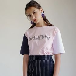 HOLIDAY T (PINK)