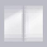 HQ PVC 커버 (3EA)-100DAYS