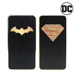 배트맨 슈퍼맨 디럭스 고속 보조배터리10000mAh