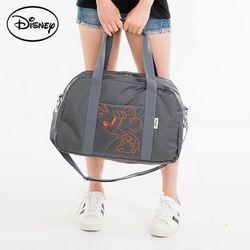 디즈니 미키 자수 여행백 그레이 여행용 가방 TGC65