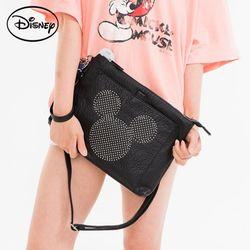 디즈니 워싱미키찡 사각숄더 블랙  TGC41