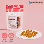 강아지간식 꼬끼오 스테이크 닭고기 스틱 100g