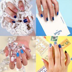[젤네일랩] The Blue Scenes (4종)
