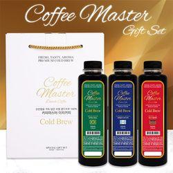 더치커피 500ml 커피마스터 선물세트12종