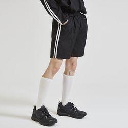 two line shorts pants (2 color) - UNISEX