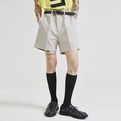 linen shorts pants (3 color) - UNISEX