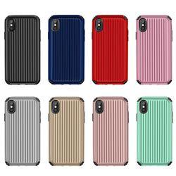 슈트 캐리어 범퍼 유광 케이스 아이폰7 8공용