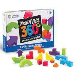 멘탈 블록스 3D 360도 빌딩게임LER9284