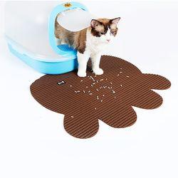 고양이 모래 매트