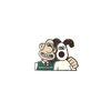 [Mybutton][정품]월레스와 그로밋(Friends).핀뱃지