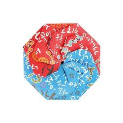 종이접기 방과후 만들기패키지 나라사랑뱃지 미술재료