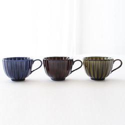 기야망 커피잔 1P - 3color