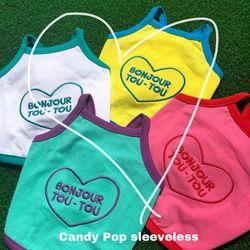 Candy Pop sleeveless