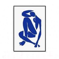 패브릭 포스터 명화 거실 그림 앙리 마티스 25 [중형]