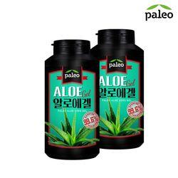 팔레오 알로에겔 400g(20gx20포) 2통알로에베라