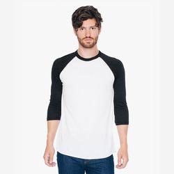 [무료배송] 34 래글런 티셔츠 화이트블랙 BB453W