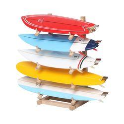 서프버너 인센스 스틱 홀더 - 가로형 Set (서프버너 5개+거치대)