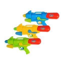 파워 워터건 물총 (블루 옐로우 그린)