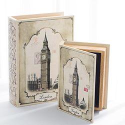 런던 박스 책(소)