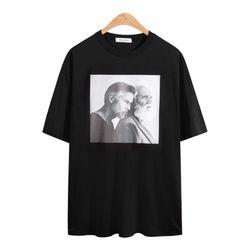 루즈핏 투맨 반팔 티셔츠 TSB741