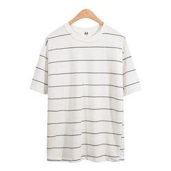 잔 단가라 반팔 티셔츠 TSB738