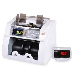 현대오피스 현금 지폐계수기 V-820N 계수기록 USB저장