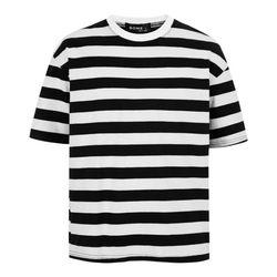 스트롱 단가라 반팔 티셔츠 TSB721