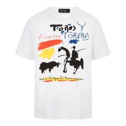 드로잉 반팔 티셔츠 TSB724