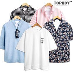 균일가 티셔츠팬즈셔츠 33종 택1(TBS480)