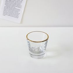 골드라인 소주잔 양주잔 사케잔