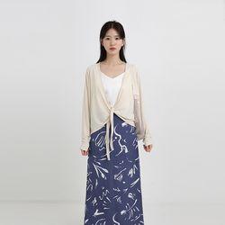 beach strap cardigan (5colors)