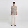 callarless strap jacket (2colors)