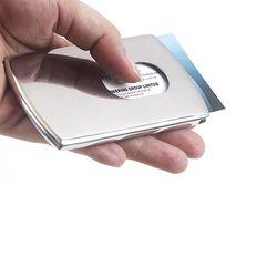 히든템 명함 카드 지갑 케이스