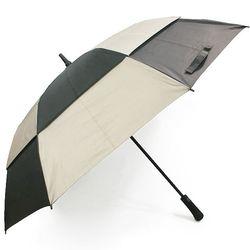 totes 토스우산 골프 자동 장우산 양산겸용 베이지 677BBT
