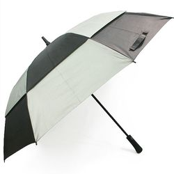 totes 토스우산 골프 자동 장우산 양산겸용 카키 677BGR