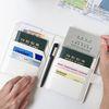Double Passport Case 더블 여권 케이스