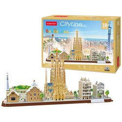 [MC256h] 시티라인-바르셀로나