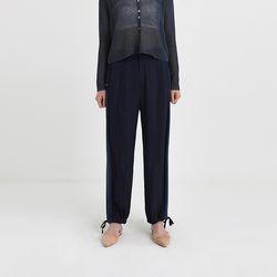side scheme string jogger pants (2colors)