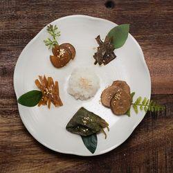 항아골 직접 농사지어 만든 매운고추 장아찌 140g