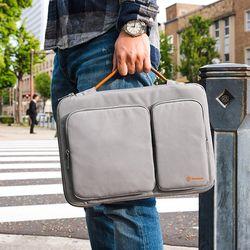 [~8/22까지] A17 맥북 서피스프로 노트북 가방 11.6인치-13인치 그레이