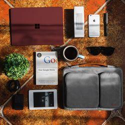 [~8/22까지] A17 맥북 노트북 가방 13인치-13.5인치 그레이
