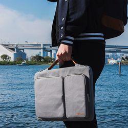[~8/22까지] A17 노트북 가방 15인치-15.6인치 그레이