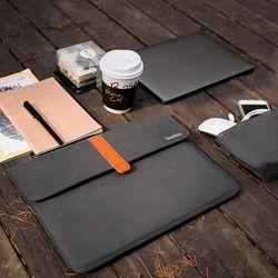 [~8/22까지] A19 맥북 노트북 파우치 슬리브  15인치 다크그레이