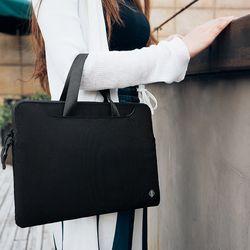 [~8/22까지] A21 맥북 노트북 가방 14인치-15인치 블랙