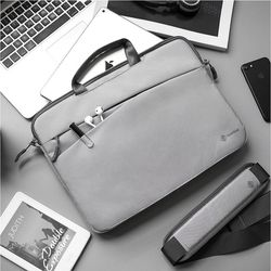 A45 맥북 노트북 가방 15인치-15.6인치 그레이