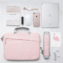 A45 맥북 노트북가방 13인치-13.5인치 베이비핑크