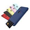 주머니 카드 젤리 케이스.아이폰6(s)플러스